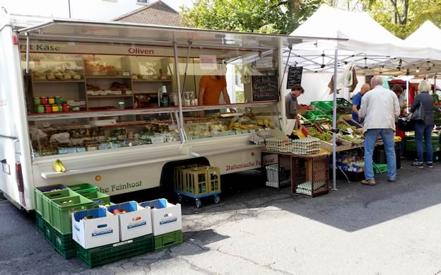 Markt Konstanz